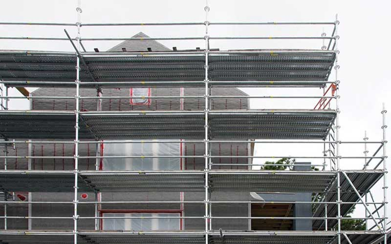 The Benefits of Non-Metallic Lath in Stucco